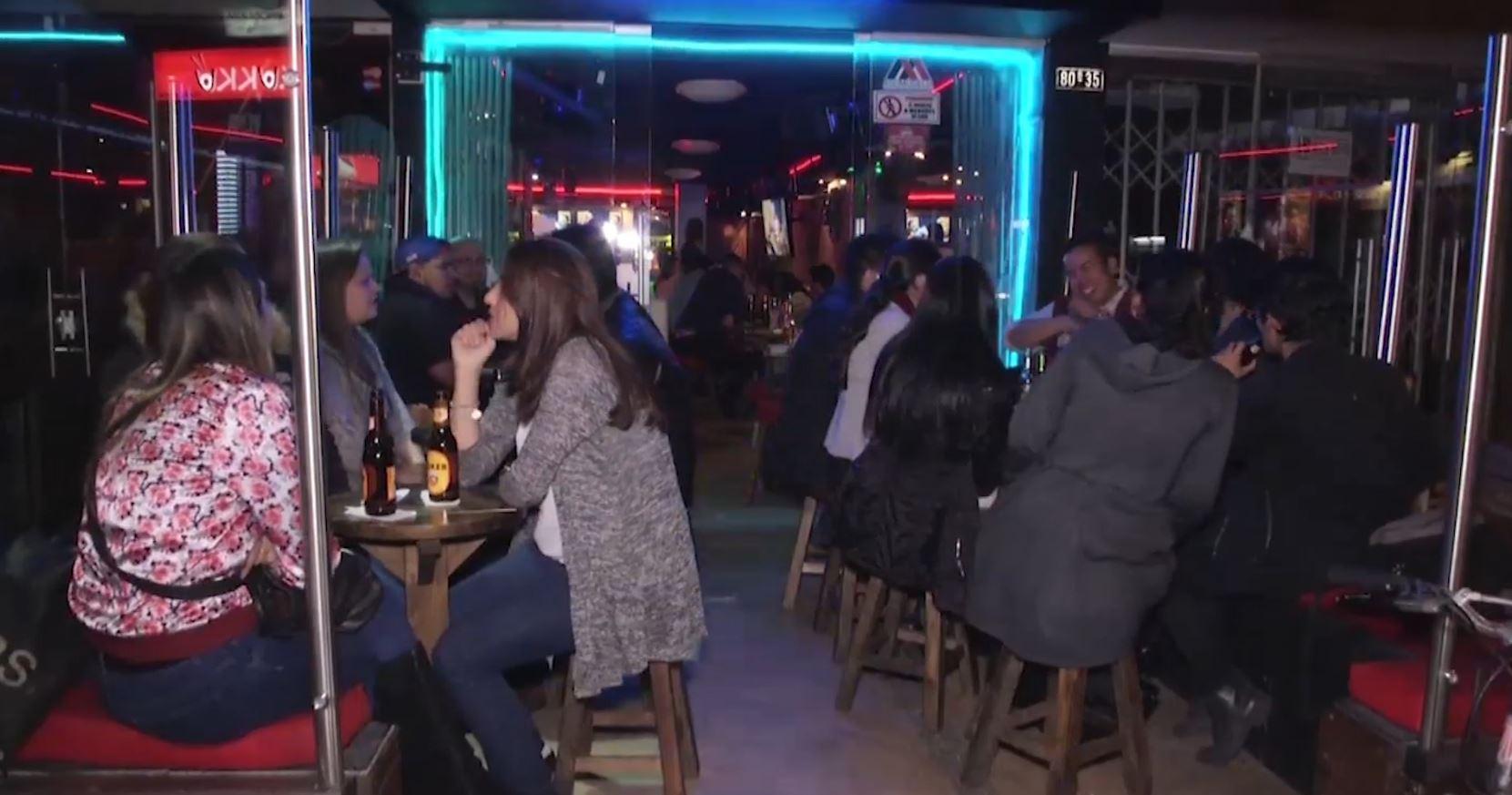 Trabajadores de bares, discotecas y restaurantes envían SOS a la Alcaldía de Bogotá