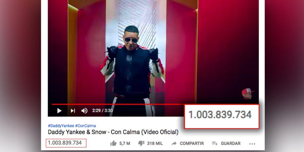 ¡Entérate! Con Calma de Daddy Yankee rompió un nuevo récord (+detalles)