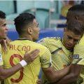 seleccion colombia partidos amistosos