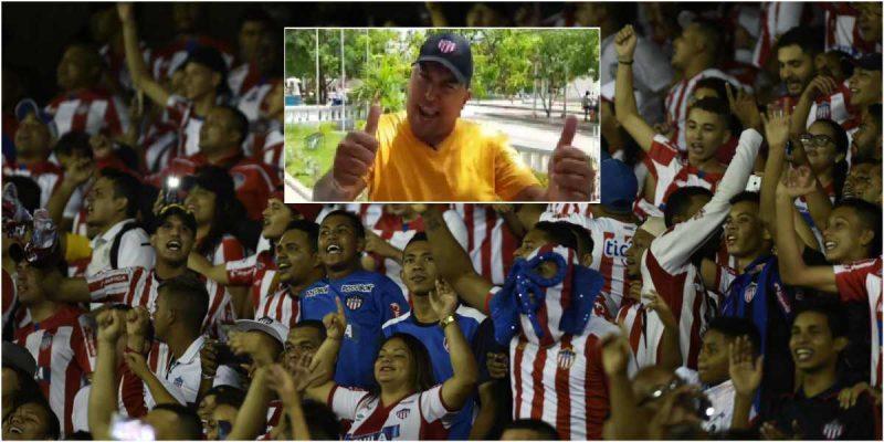 hinchas del junior bogota final futbol colombiano pasto