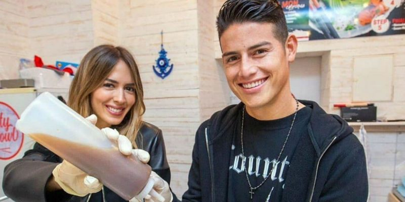Shannon de Lima explota y revela si fue amante de James Rodríguez