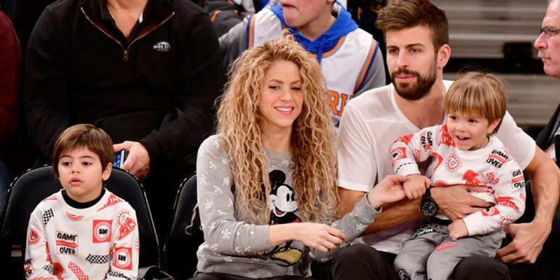 Shakira comparte tierna foto que le tomó su pequeño hijo