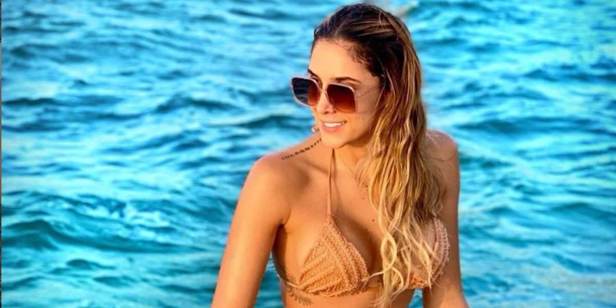 Daniela Ospina se comparó con dos exreinas y despertó opiniones en Instagram