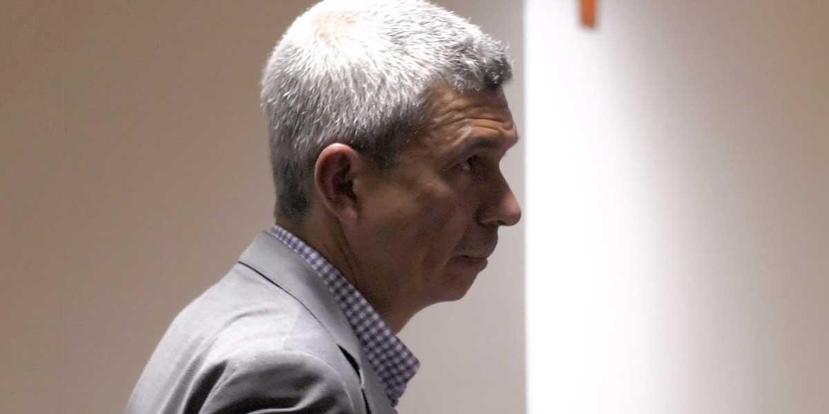 Juez ordena libertad de Laude Fernández, procesado por chuzadas