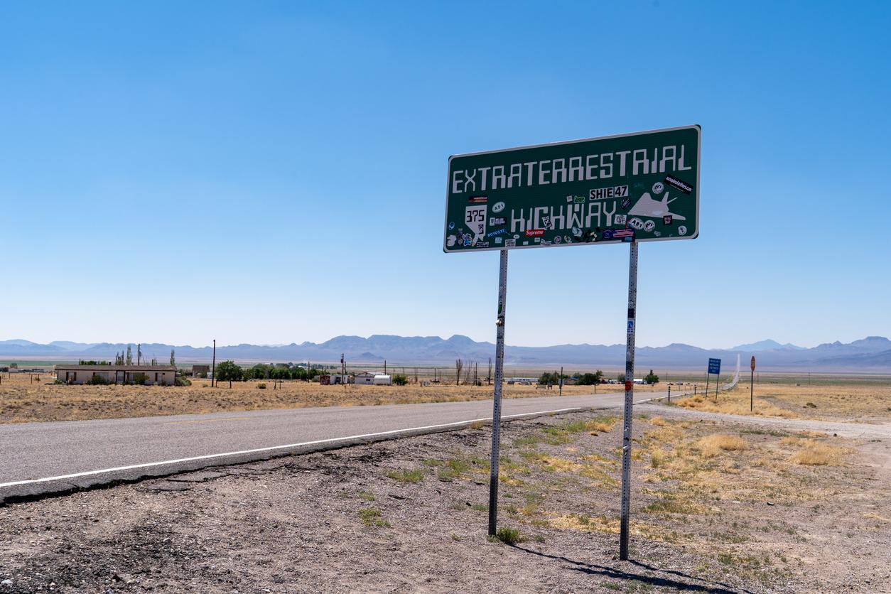 ¿Qué pasaría si realmente la gente decide ingresar a la fuerza al Área 51?