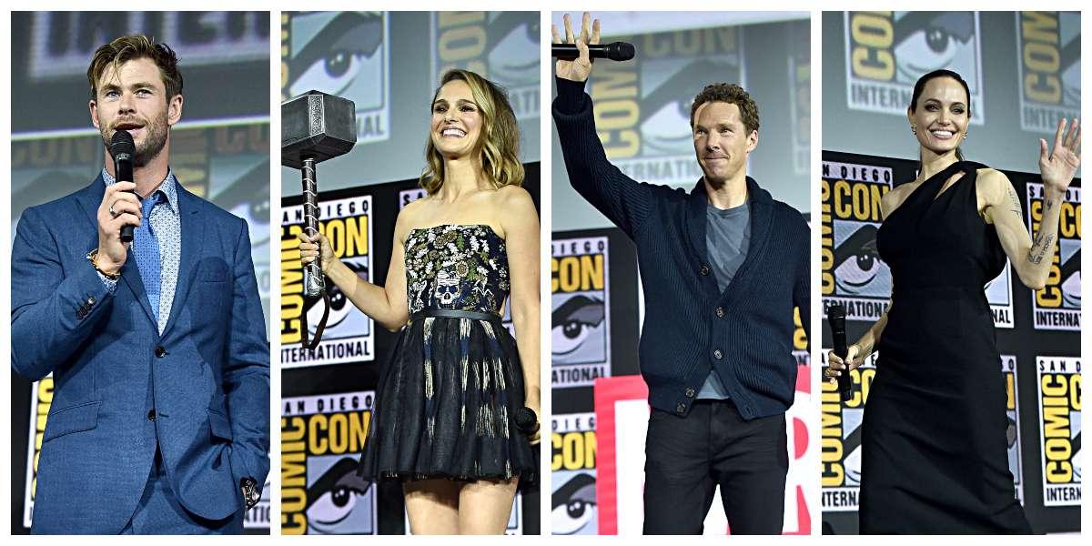"""¡No más """"Avengers""""! Estas son las nuevas películas y series que prepara Marvel sobre superhéroes"""