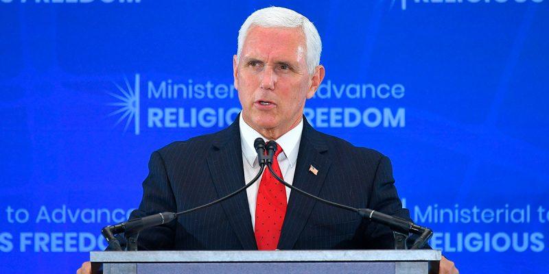 Rodríguez rechazó declaraciones de Pence sobre Irán y Venezuela