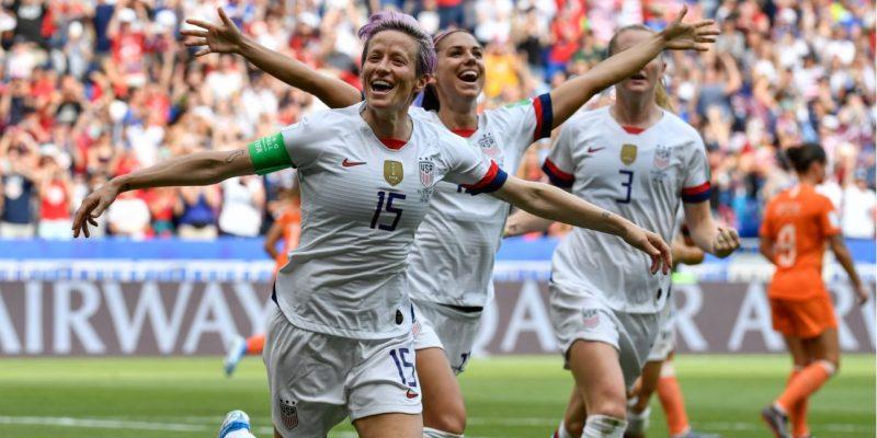 Resultado de imagen para fotos Estados Unidos tetracampeón mundial femenil