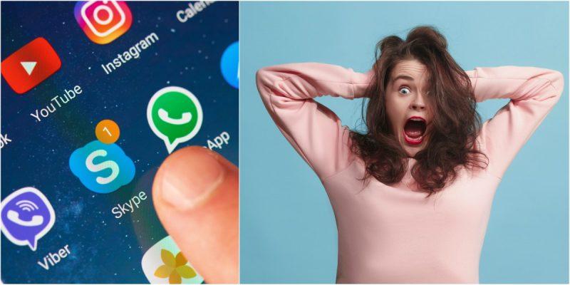 whatsapp caido facebook instagram problemas fallas 3 de julio