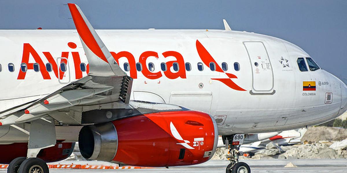 En noviembre, Avianca transportó más de 2,4 millones de pasajeros