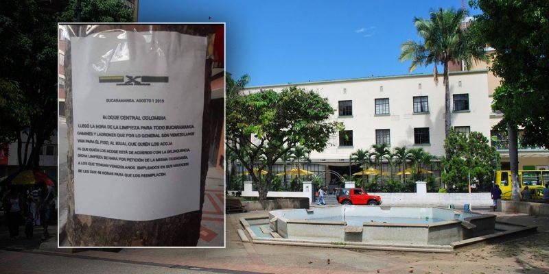 Resultado de imagen para venezolanos en bucaramanga