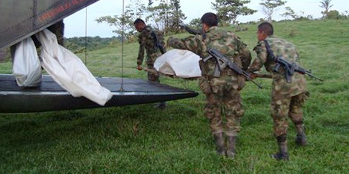 Cabecilla del ELN alias 'Mocho Tierra' es dado de baja en el sur de Bolívar