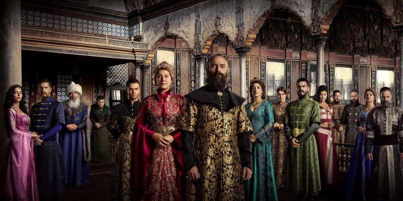 El Sultán, Cuarta Temporada - Canal 1