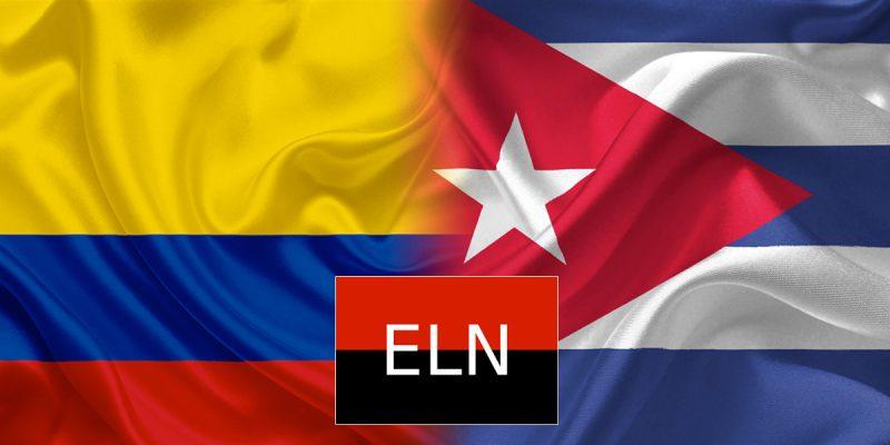 Colombia denunciará a Cuba por no entregar a jefes del ELN