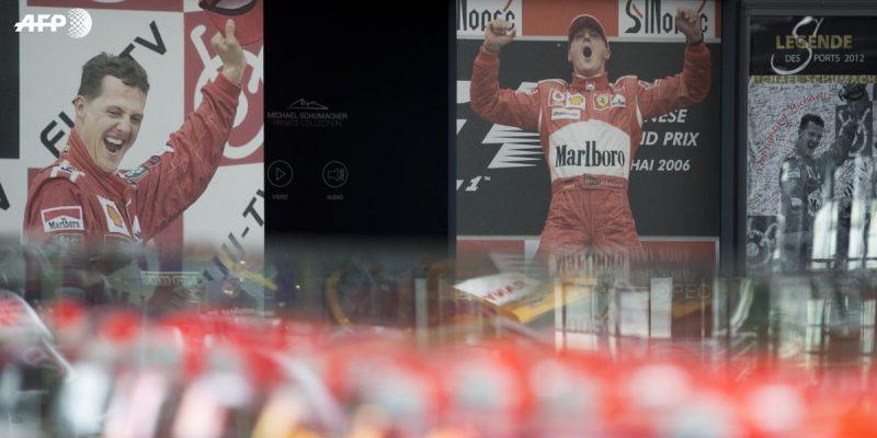 Michael Schumacher ingresa a clínica en Paris