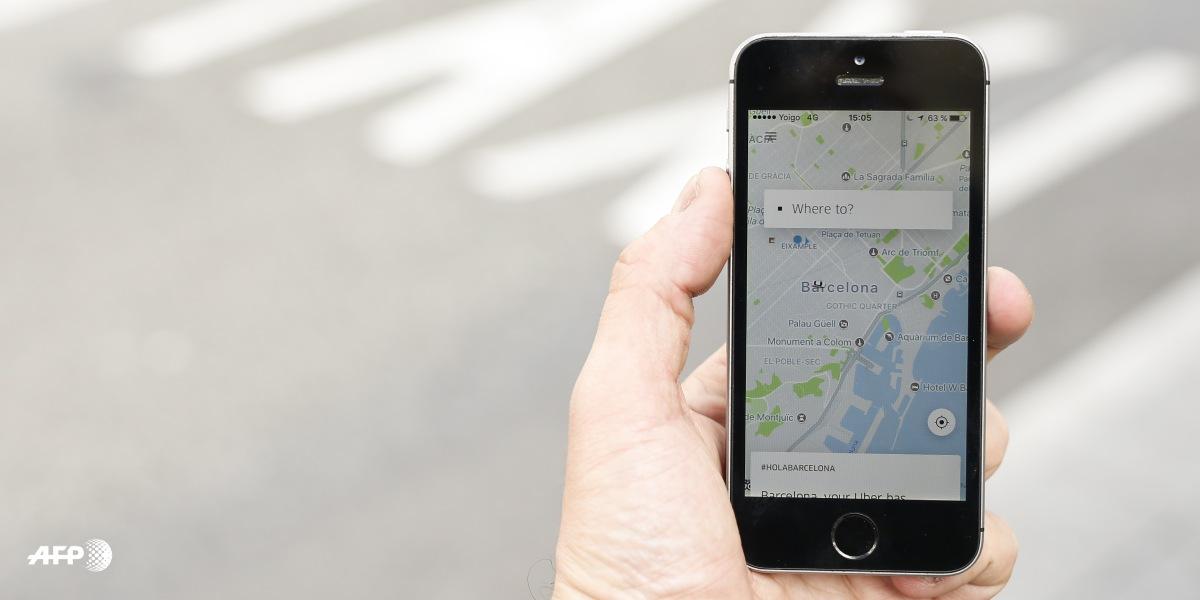 Uber aumenta el precio de una carrera cuando te queda poca batería?