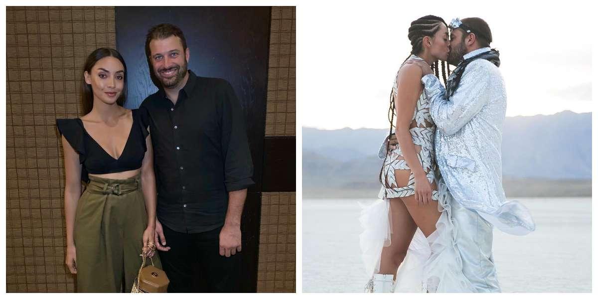 La estrella de talla mundial que estuvo en la estrambótica boda de Carolina Guerra en un desierto