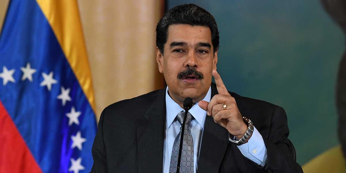 Maduro tacha de vulgar la acusación que EE. UU. hace contra él por narcotráfico