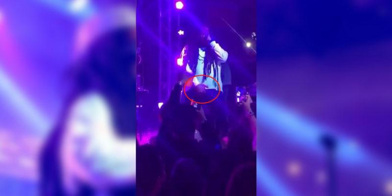 Tego Calderón insulta al público y abandona el escenario en pleno concierto