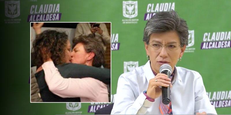 Bogotá elige a su primera alcaldesa: lesbiana, ecologista y símbolo de la lucha contra la corrupción