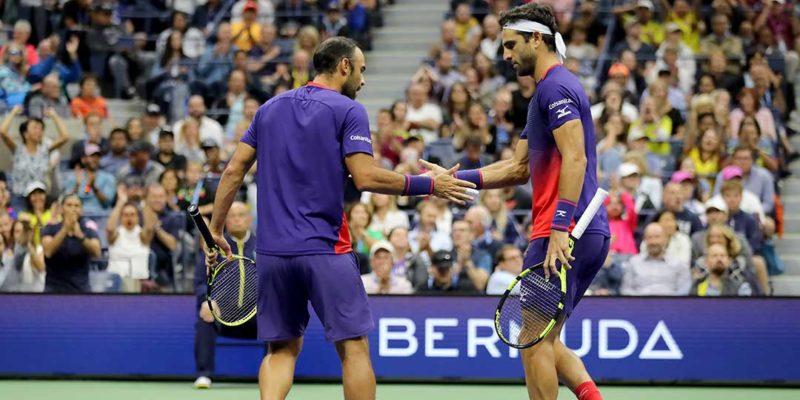 El reconocimiento de Federer hacia Cabal y Farah