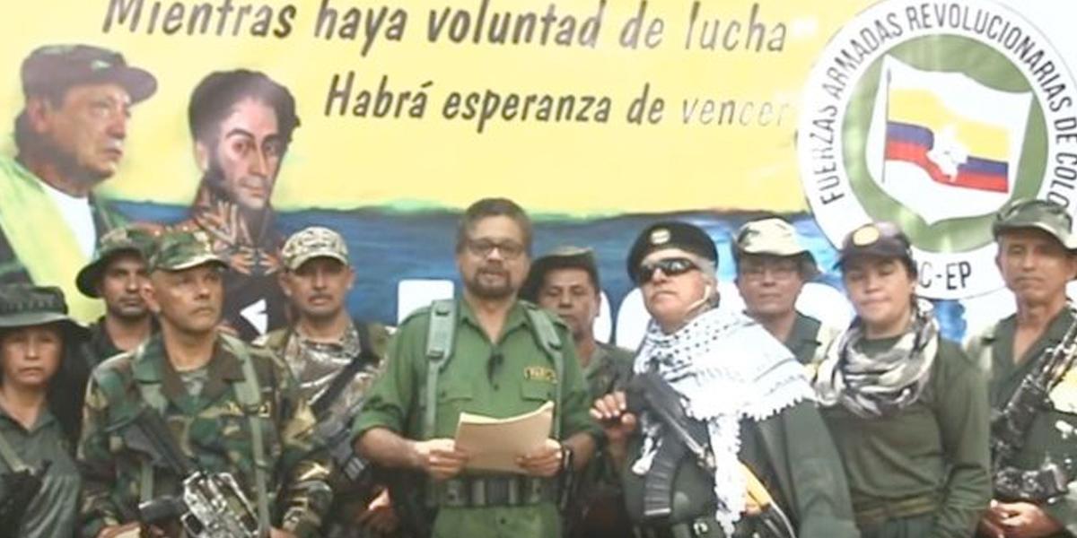 EE. UU. presenta cargos contra Iván Márquez y Santrich por 'narcoterrorismo'