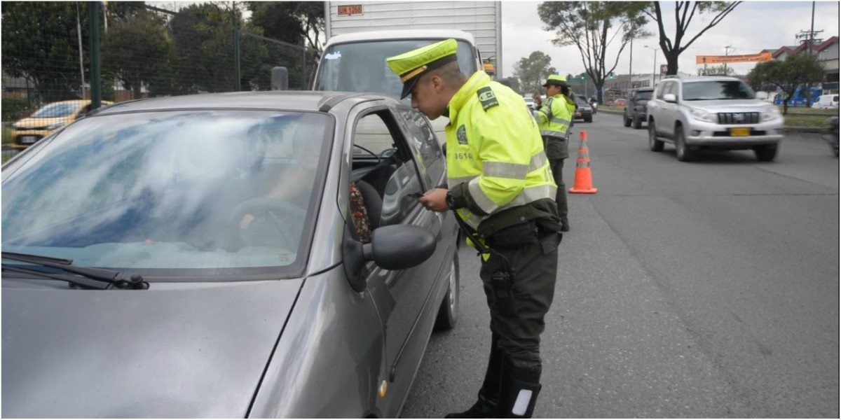 multas comparendos de transito poco comunes en colombia