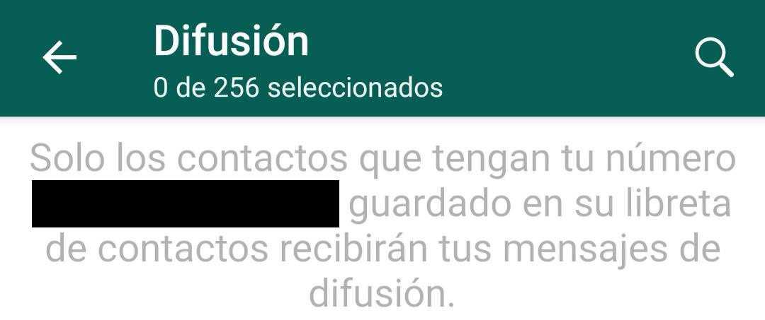 truco de whatsapp como saber quien te tiene agregado sin que lo sepas 2