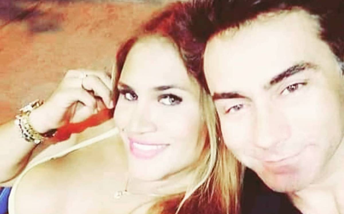 María Gabriela Isler, esposa trans de Mauro Urquijo, estuvo con otro hombre