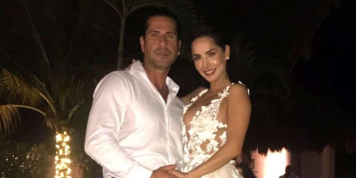 Gregorio Pernía confiesa por qué solo duró dos horas en el matrimonio de Carmen Villalobos
