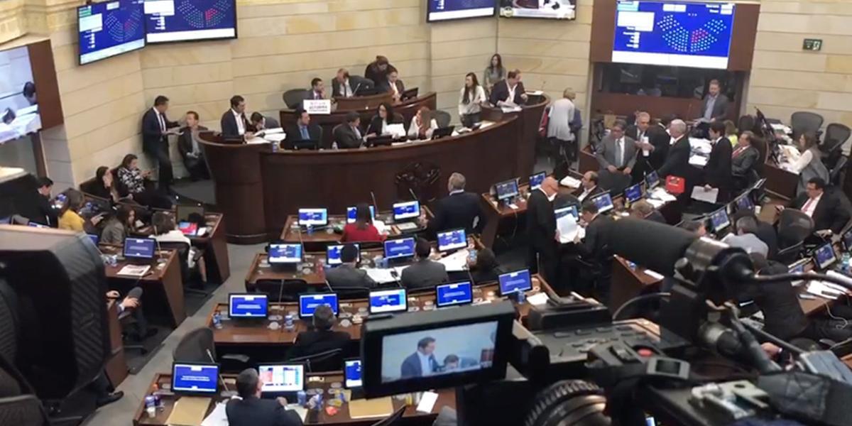 Consejo de Estado alista decisión sobre las 16 curules de paz