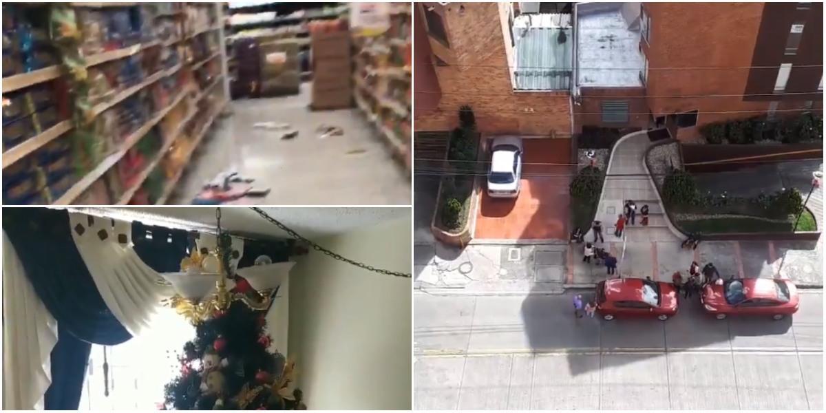 videos temblor 24 de diciembre navidad sismo replica