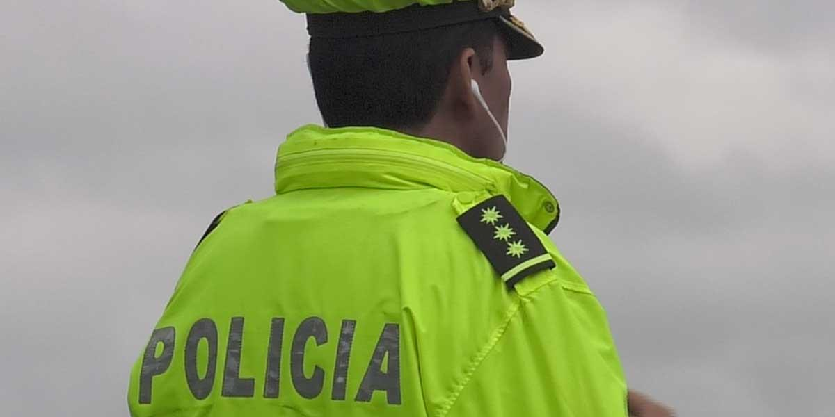 polici colombia
