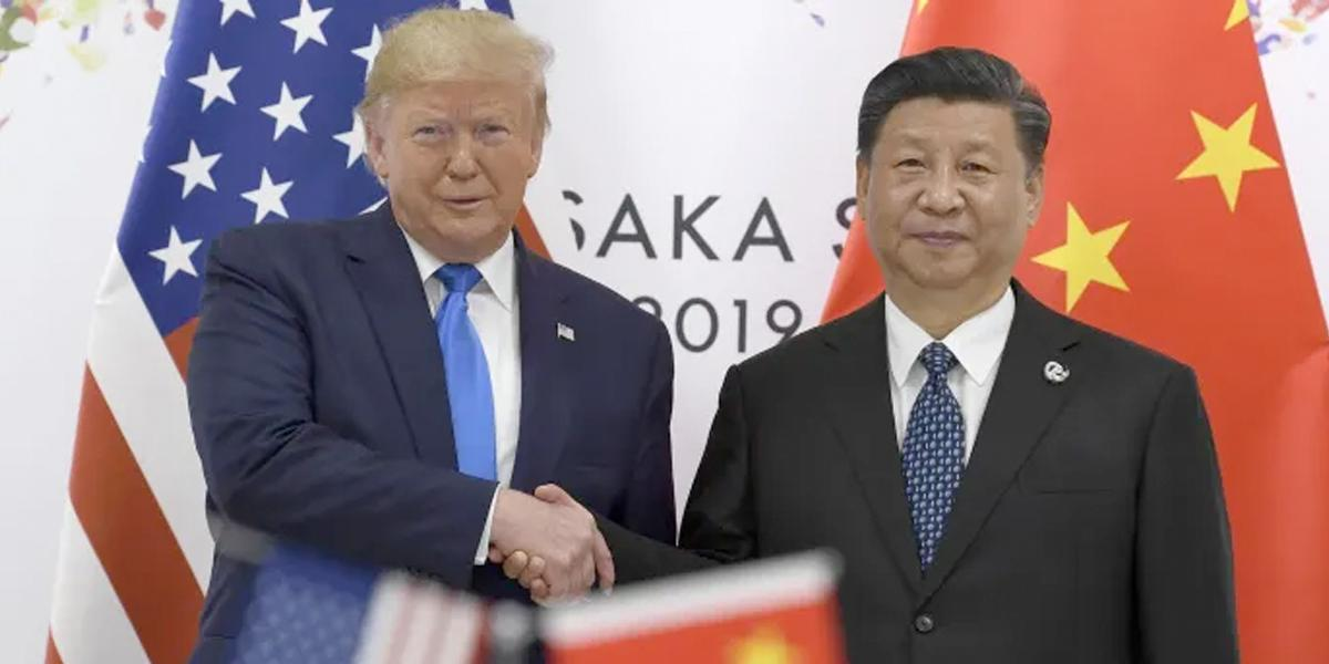 Trump anuncia que firmará un acuerdo comercial parcial con China