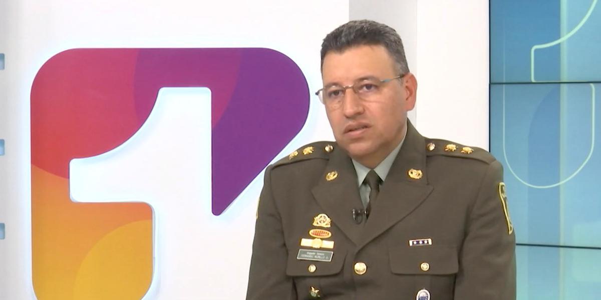 Secuestro y extorsión disminuyeron en 2019: director del Gaula