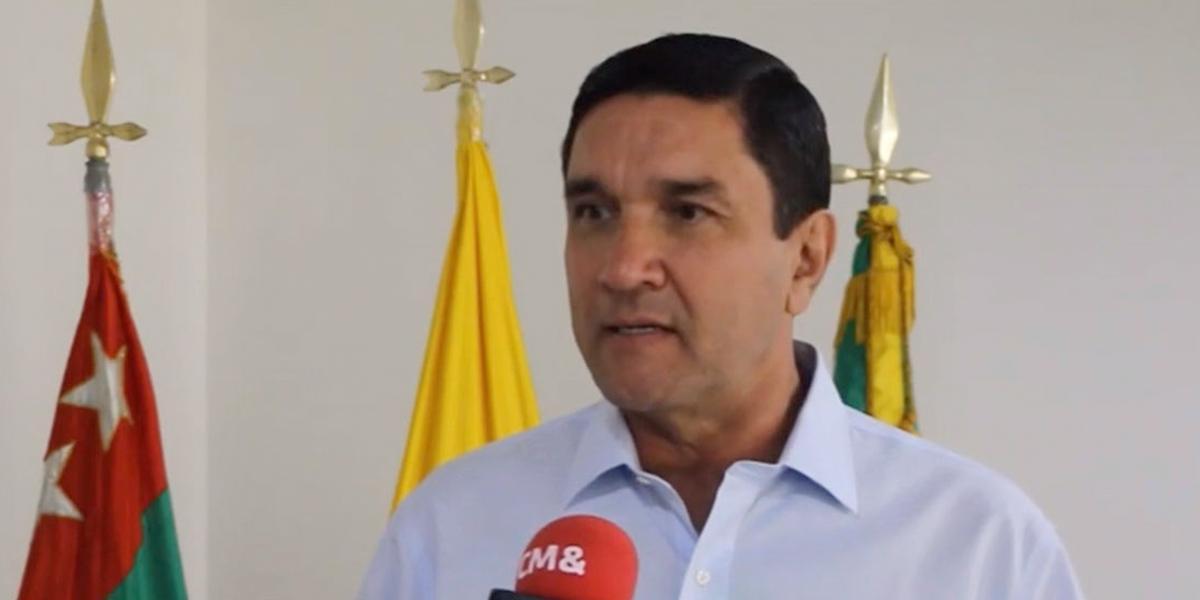 Alcalde de Bucaramanga se posesionó con la promesa de defender el páramo de Santurbán