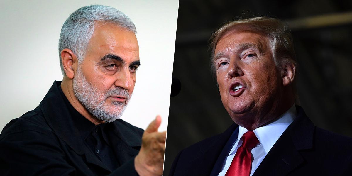 Pentágono confirma que Trump dio la orden de 'matar' al general iraní Soleimani