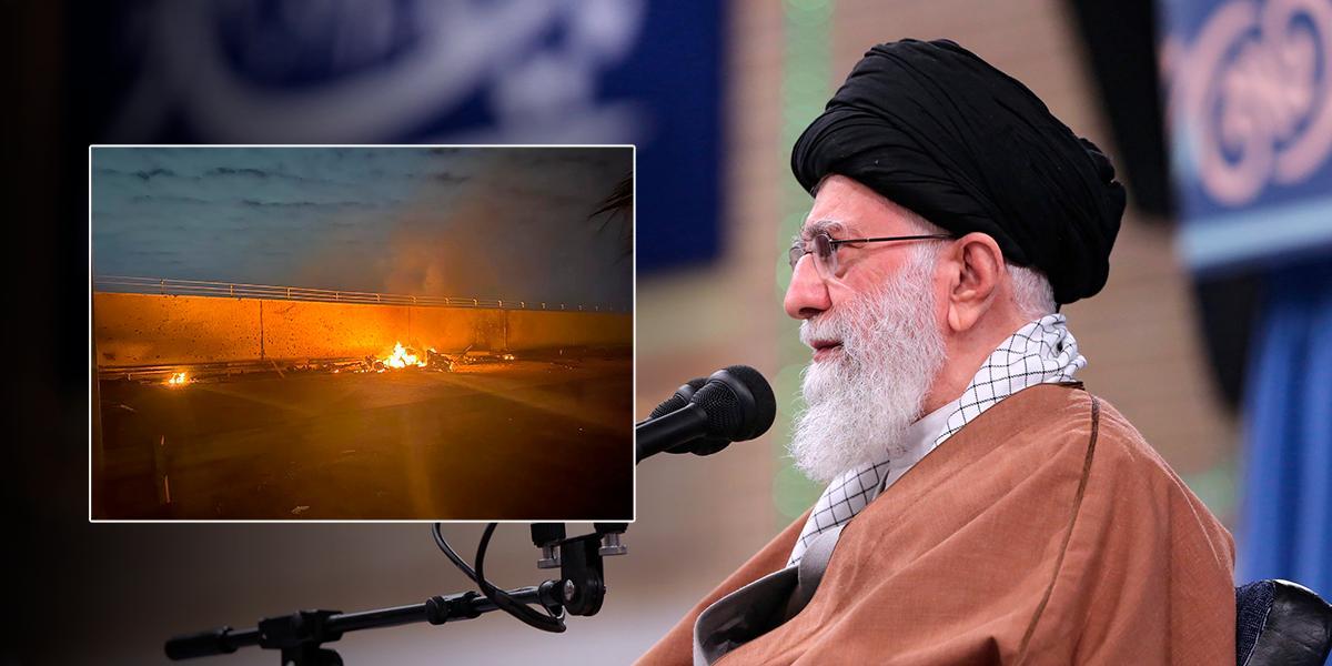 Irán clama «venganza» tras la muerte de Soleimani en bombardeo de EE UU en Irak