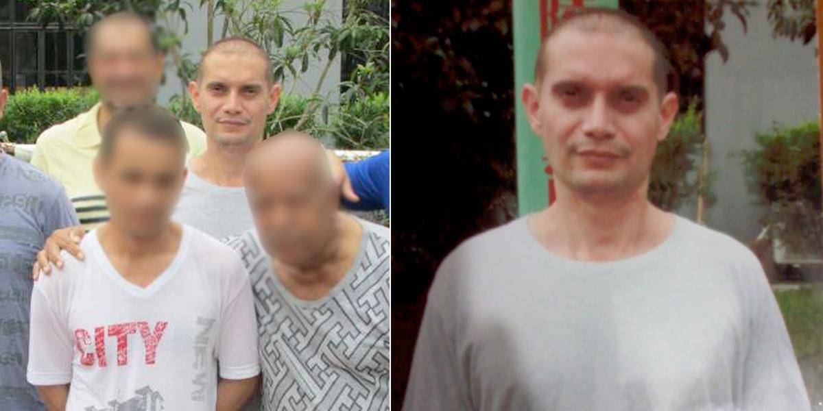 Dramática situación de colombiano con cáncer detenido en Shanghái, China