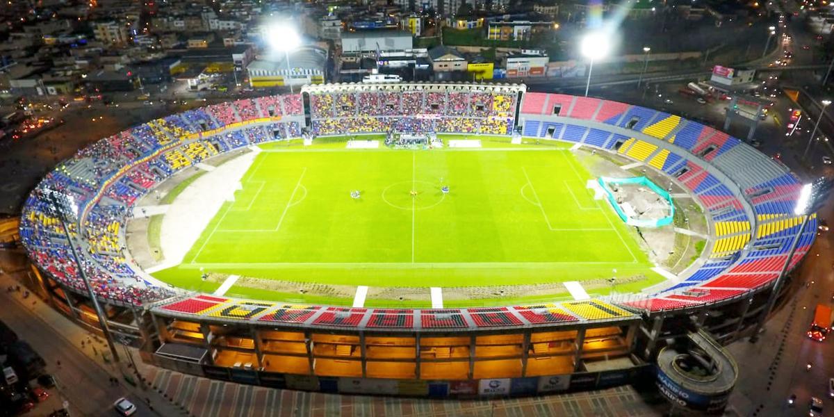 Remodelaciones del Estadio Departamental Libertad avanzan en un 90 %