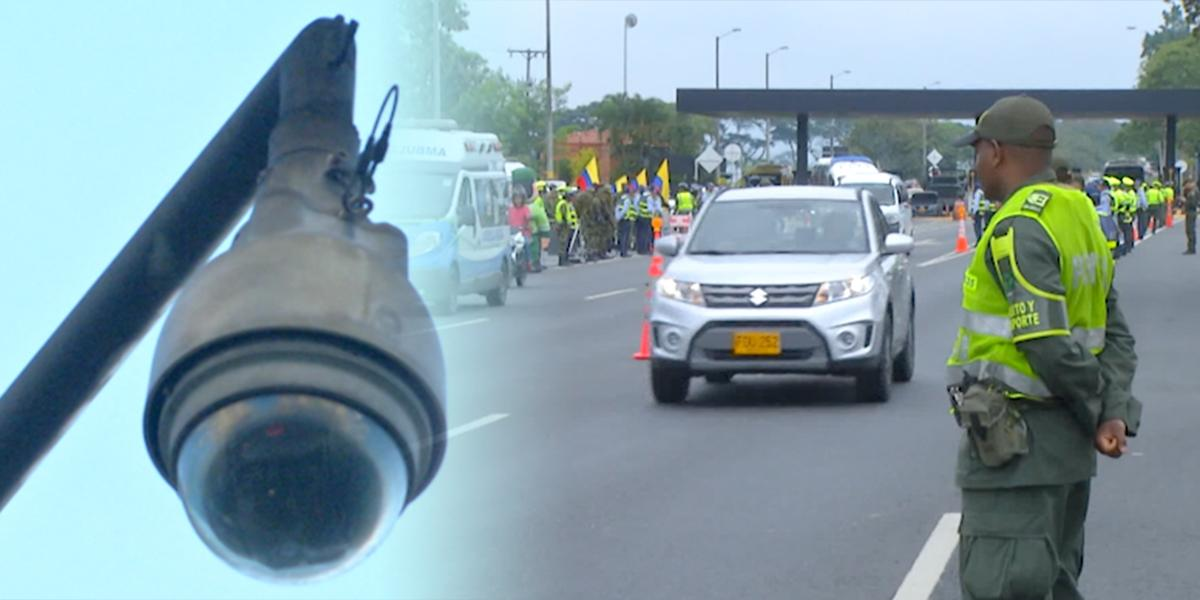Más de 2 millones de cámaras apoyarán a uniformados durante plan retorno