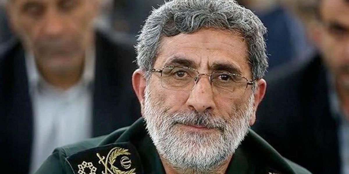 Esmail Qaaní, nuevo comandante de la Fuerza Quds promete expulsar a EE. UU. de la región