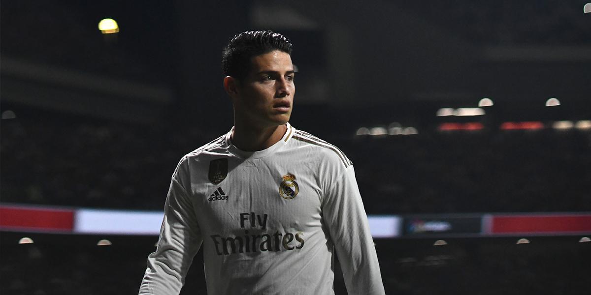 La millonaria suma que se embolsilló James Rodríguez tras el triunfo del Real Madrid