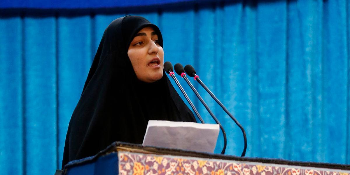 Hija de Qasem Soleimani dice que martirio de su padre traerá un «día oscuro» para EE. UU.
