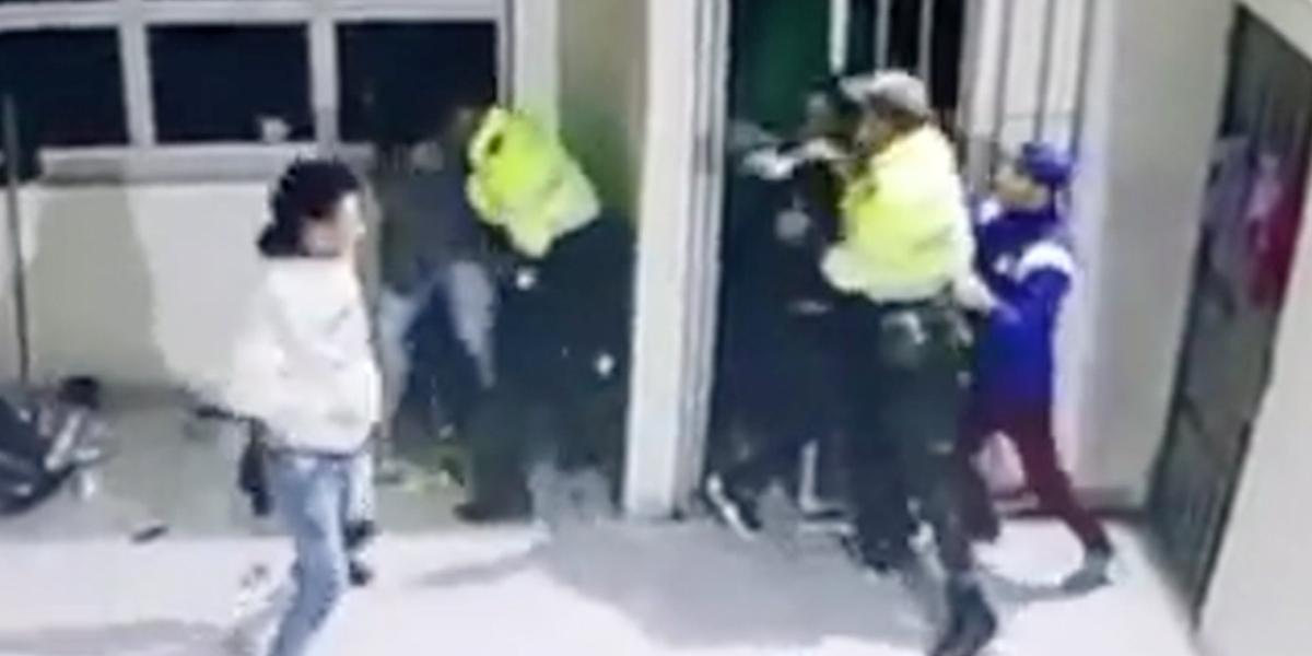Presos asesinan a policía y dejan a otro herido cuando huían de cárcel en Ipiales, Nariño
