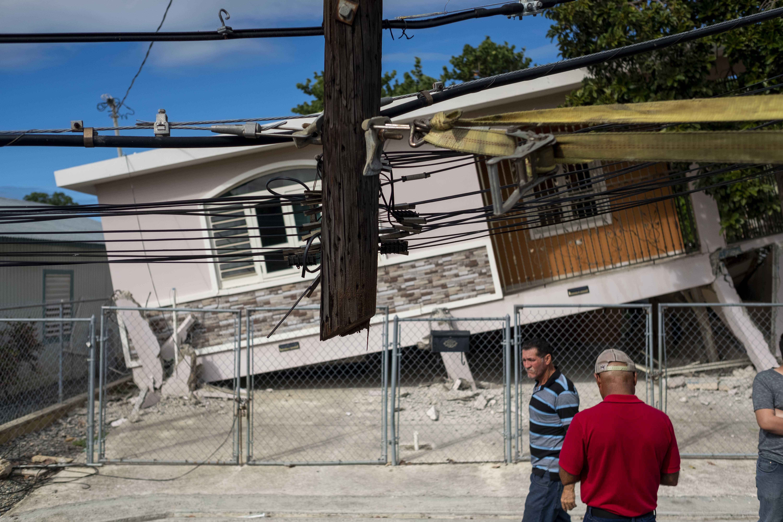 Sismo de 6,5 grados en Puerto Rico deja un muerto y apagón general