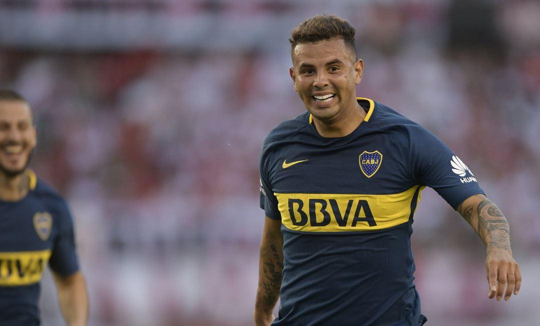 ¿Vuelve Cardona a ser el '10' de Boca Juniors?