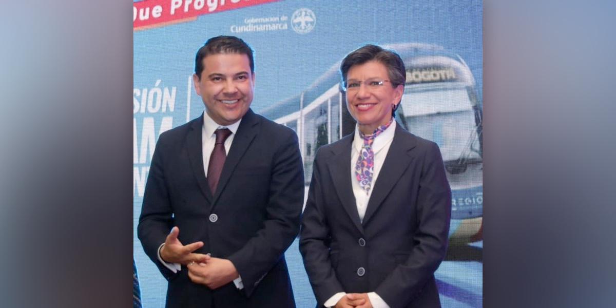 Firman contrato para construcción del Regiotram de occidente