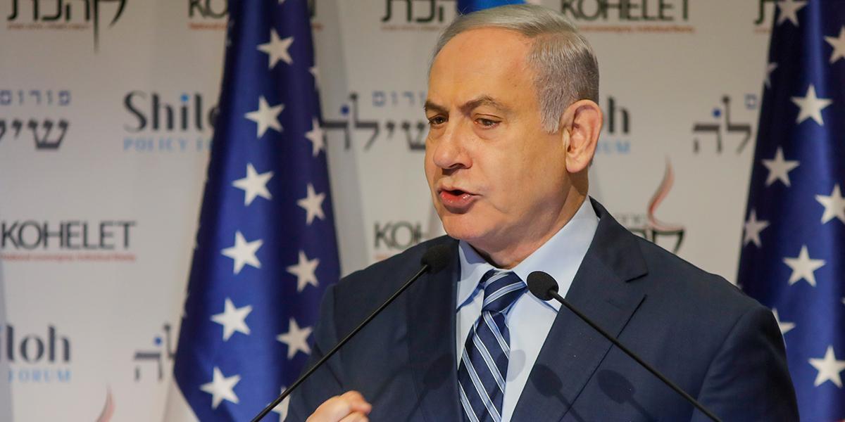Netanyahu reafirma apoyo a EE. UU. y amenaza con un «duro golpe» si le atacan