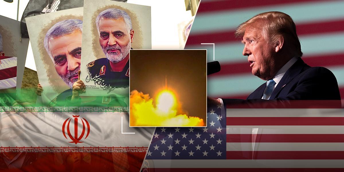 Lo que está pasando en Medio Oriente tras la muerte de Soleimani en Bagdad